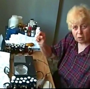 Hulda Clark synchrometre