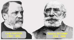 polémique Pasteur Bechamp