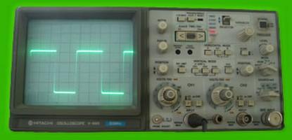 signaux carrés oscillo