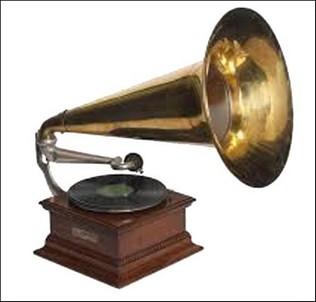 Sonotherapie gramophone