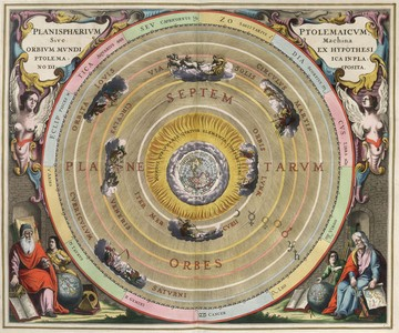 Systeme planetaire Ptoleme Pt